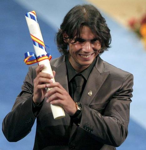 Premi Príncep d'AStúries dels Esports
