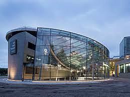 Van Gogh Museum in Amsterdam, ontworpen door Vincent van Gogh