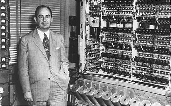 Primera computadora digital de la historia.