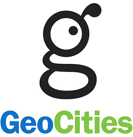 Aparición de Geocities