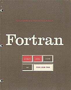 Lenguaje Fortran o ensamblador