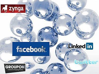 Aparición de Burbuja.com
