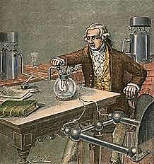 1784- Lavoisier
