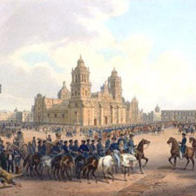 Mexico en el siglo XIX  timeline