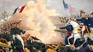 Declaracion de la guerra a Mexico