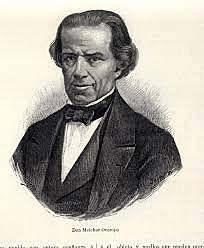 El regimen de Santa Anna
