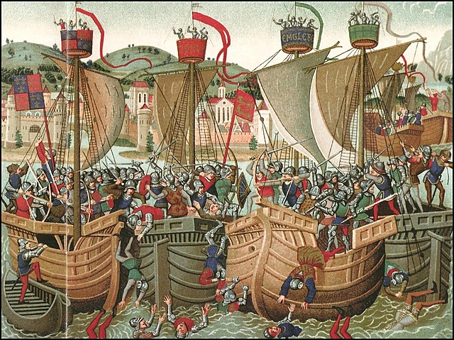 Nacimiento de la cuarentena marítima.