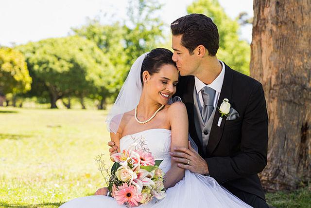 mariage avec David
