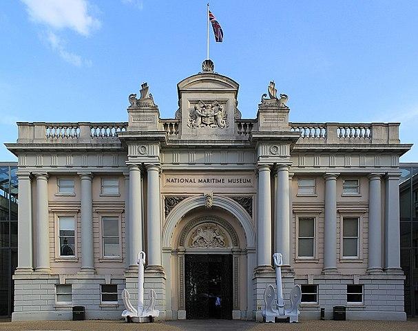 National Maritime Museum Londen, ontworpen door Inigo Jones
