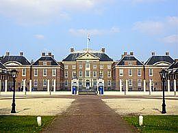 Paleis het Loo, ontworpen door Jacobus Roman