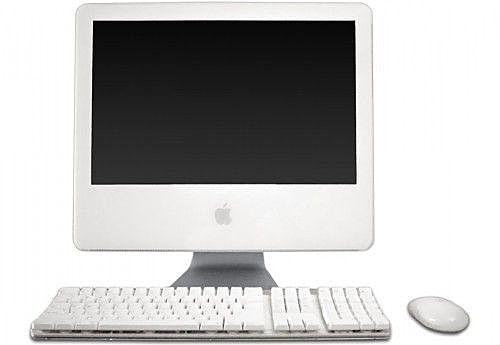 iMac G5.