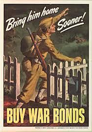 War Bonds of WWII