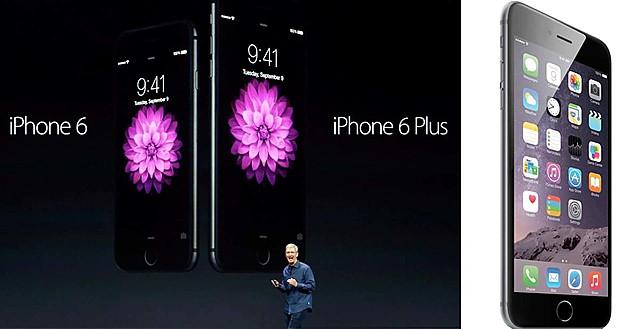 iPhone 5s y 5c, 2013