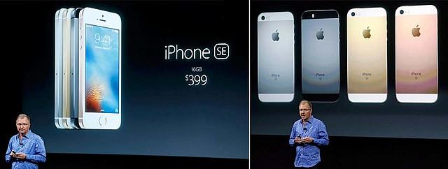 iPhone 6s y 6s Plus, 2015