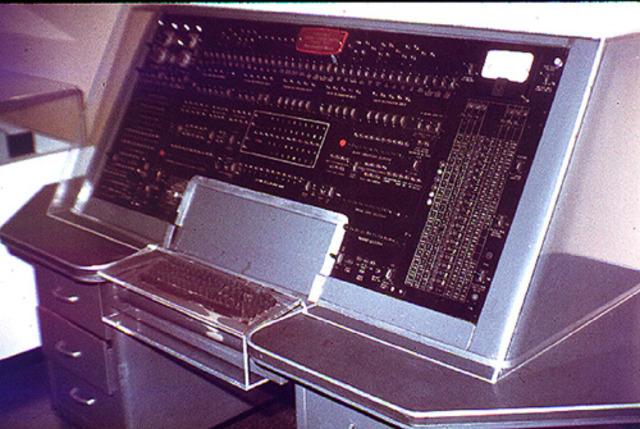 La computadora UNIVAC