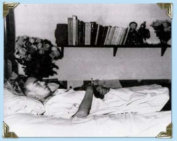 Frida's Death