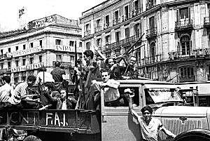 LA REVOLUCIÓN SOCIAL SE EXTIENDE POR LA ZONA REPUBLICANA