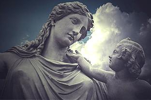 Roma, Hijos de los esclavos