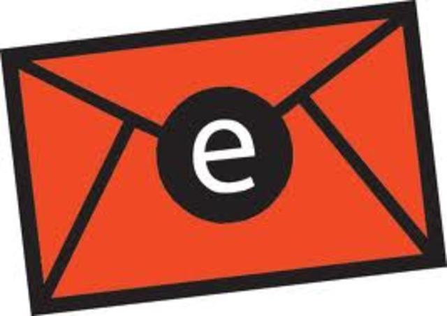Primer mensaje electrónico