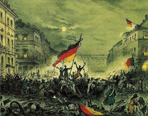 Outbreak of Revolution