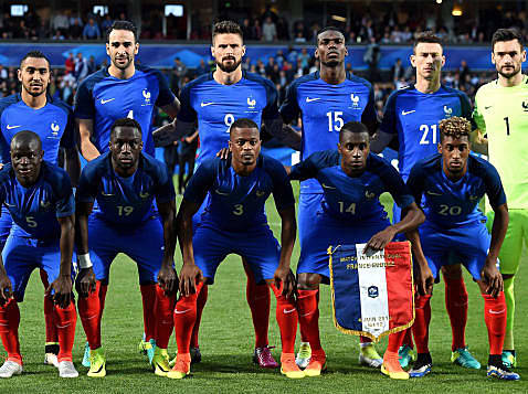צרפת אלופת העולם
