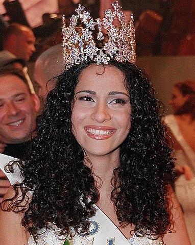 רנא רסלאן הופכת למלכת היופי של ישראל הערבייה הראשונה
