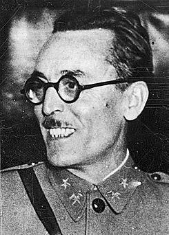 EL CORONEL CASADO ENCABEZA EL ORGANISMO REPUBLICANO QUE SUSTITUYE A NEGRÍN CON EL OBJETO DE ALCANZAR UNA PAZ HONROSA(golpe de estado en Madrid).