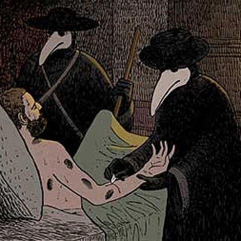 Peste Negra (Peste Bubónica) (S.XIV)