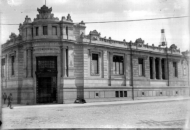 Instituto Medico Nacional (México)