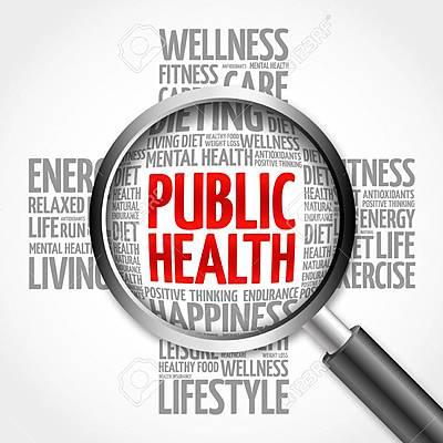 Evolución Histórica de la Salud Pública timeline