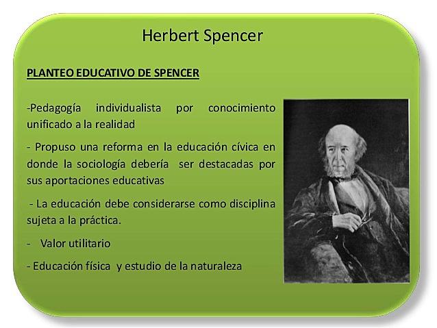 Herbert - Siglos XIX e inicio del XX - Pedagogía Moderna
