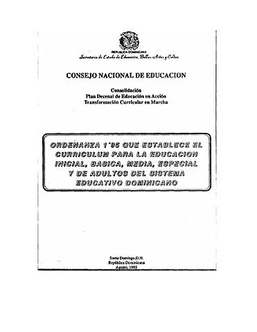 Ordenanza 01-95