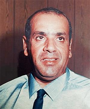 סבי יחזקאל נולד בעיראק