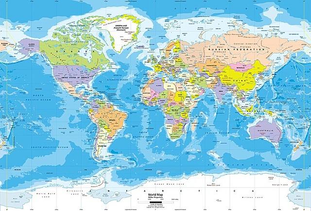 אוכלוסיית העולם חצתה את קו 5 המיליארד