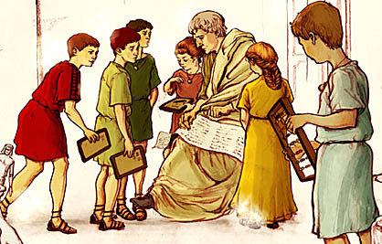 Niños divinizados