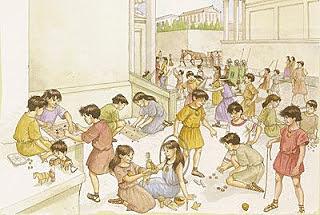 ROMA y las etapas escolares