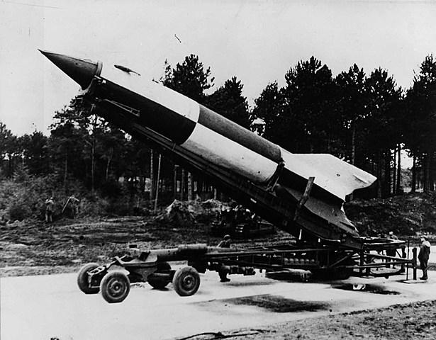 V2 Rocket (Nazi Germany)
