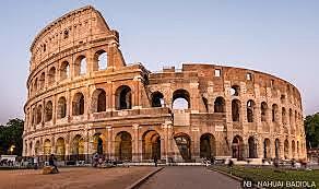Infancia en Roma