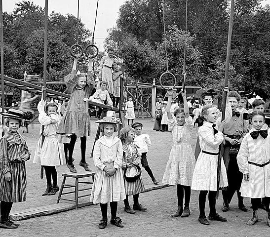 Infancia finales siglo XIX