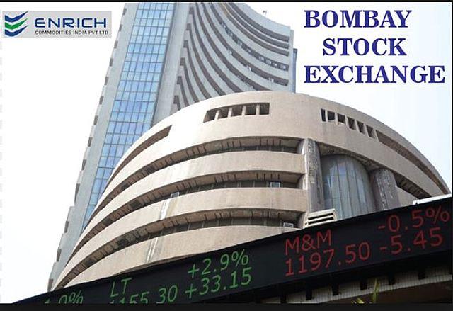 Organization of the Bombay Stock Exchange