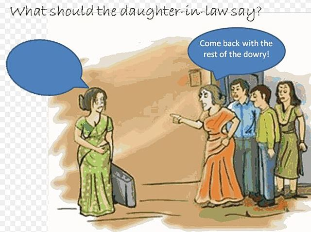 Dowry Prohibition Act passed