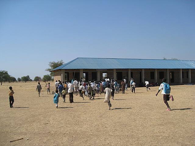 Southern Sudan 2009, Nya