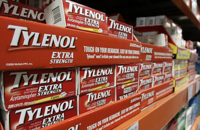 Segundo lote de Tylenol es retirado