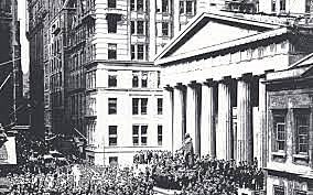 Bank of the United States failed