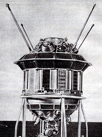 Luna 3 (USSR)
