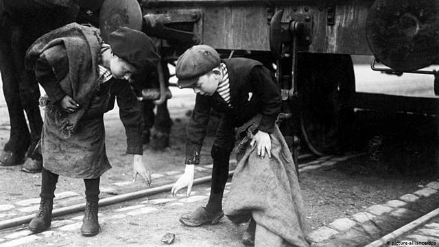 Consecuencia, Primera Guerra Mundial