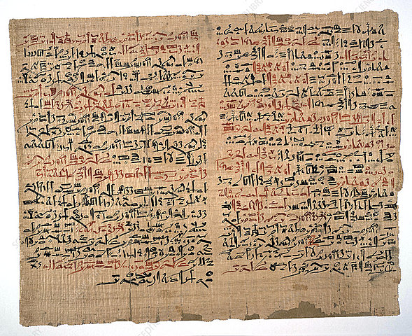 Edwin Smith Surgical Papyrus