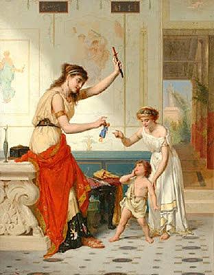 Atenas y la superstición