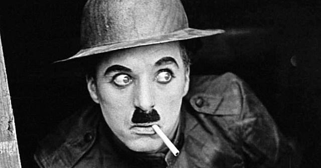 Charlie Chaplin sündis