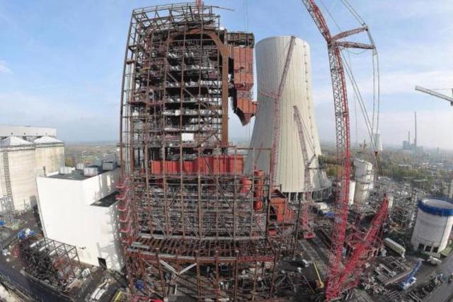 Trianel-Kraftwerk geht 2012 nicht mehr ans Netz